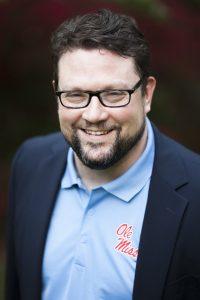 Dr. Matt Shaner, marketing professor